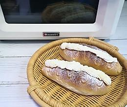鲜奶面包的做法
