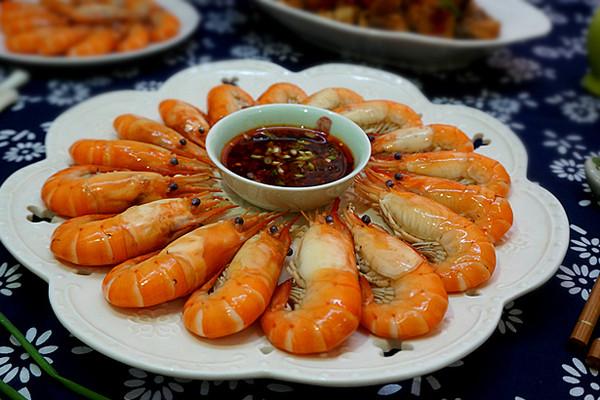 私房盐水虾的做法