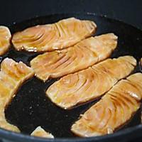 酱汁三文鱼的做法图解7