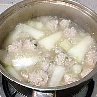 冬瓜丸子汤的做法图解5