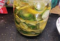 #助力高考营养餐#蜂蜜青桔柠檬茶饮的做法