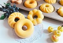 萌萌哒甜甜圈蛋糕 全蛋打发不会回缩#让爱不负好食光#的做法