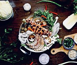 海鲜锅的做法
