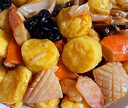 海鲜日本豆腐的做法