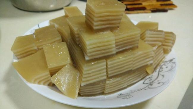 椰汁马蹄糕的做法