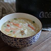 虾蟹粥(煮)#胆·敢不同,美的原生态AH煲#的做法图解20
