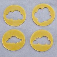 彩糖云朵饼干 | 太阳猫爱烘焙的做法图解6