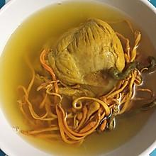 虫草花石斛瘦肉汤