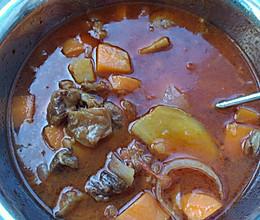 番茄牛腩汤 罗宋汤的做法