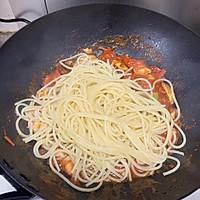 #好吃不上火#番茄蘑菇意面的做法图解8