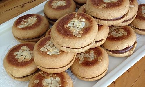 不用烤箱做面包:香蕉玛芬面包的做法