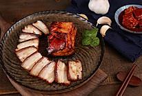 肥而不腻的下饭神器,香烤南乳五花肉