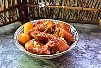香辣土豆焖猪蹄#厨此之外,锦享美味#的做法