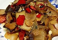 香干炒腊肉的做法