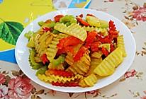 娃儿爱吃的彩椒土豆片#金龙鱼外婆乡小榨菜籽油 最强家乡菜#的做法