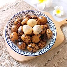 茶香鹌鹑蛋#换着花样吃早餐#