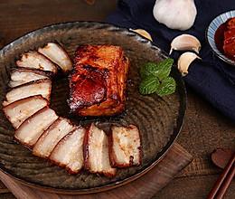 肥而不腻的下饭神器,香烤南乳五花肉的做法