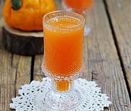 丑柑胡萝卜果蔬汁的做法