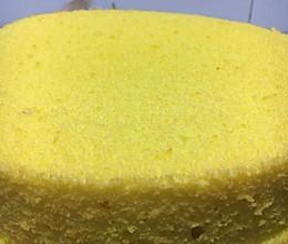 蜂蜜无牛奶蛋糕的做法