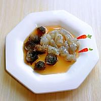 海参豌豆烩豆腐的做法图解4