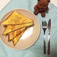 大龄文艺女青年的早餐:10分钟三明治