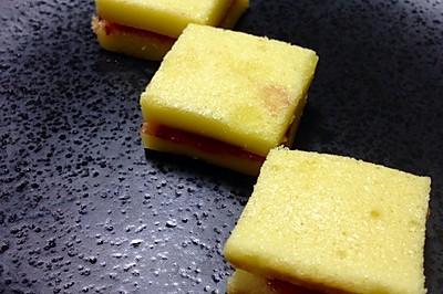 覆盆子果酱盒