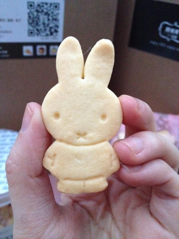 米菲兔饼干的做法