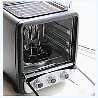 """金针菇培根卷--格兰仕""""百变金刚""""立式电烤箱使用报告3的做法图解1"""