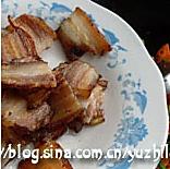 家常版回锅肉的做法图解6