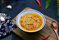 自制蒜蓉辣酱的做法