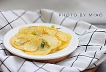 清炒土豆片-快手下饭菜#给老爸做道菜#的做法