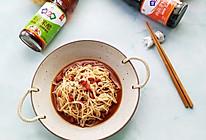#巨下饭的家常菜# 凉拌金针菇的做法