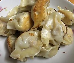 电饭锅煎饺(速冻饺子篇)的做法