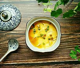 #520,美食撩动TA的心!#蛤蜊蒸蛋的做法