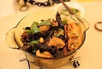 红焖香菇鸡翅的做法