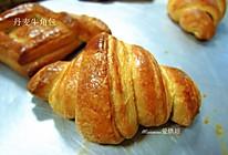 丹麦牛角起酥面包#甜面团的做法