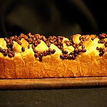 椰蓉蜜豆手撕面包