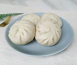 白萝卜海米包子的做法
