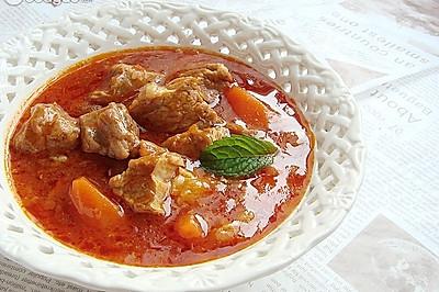 澳洲番茄牛肉汤