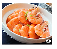 白灼大蝦的做法圖解9