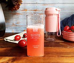 排毒养颜番茄汁的做法