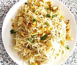 周口蛋炒土豆丝的做法