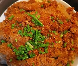 粉蒸肉南瓜红薯的做法