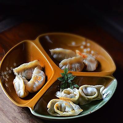 翡翠小煎(饺子馄炖)
