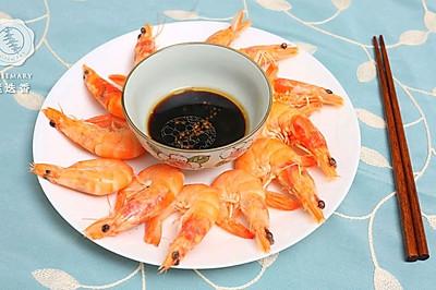 迷迭香:白灼虾