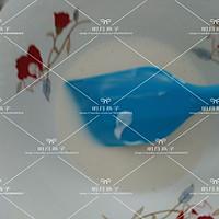 酸奶慕斯(阳晨堡尔美克6连多形模)的做法图解4