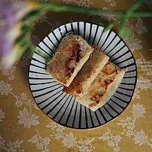 #换着花样吃早餐#韭菜鸡蛋煎饼