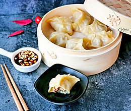 驴肉蒸饺#福临门好面用芯造#的做法