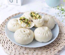 #憋在家里吃什么#香菇青菜包子的做法