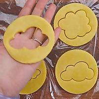 彩糖云朵饼干 | 太阳猫爱烘焙的做法图解5